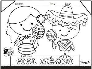Pin De Zul Chavez En Trabajo Dibujo De Escuela Efemerides De