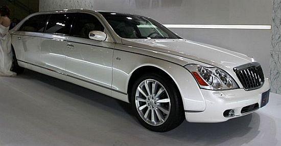 Maybach 62 Bomb U0026 Bullet Proof Roman Abramovichu0027s Maybach 62 Limousines  Price: 1.65 Million $