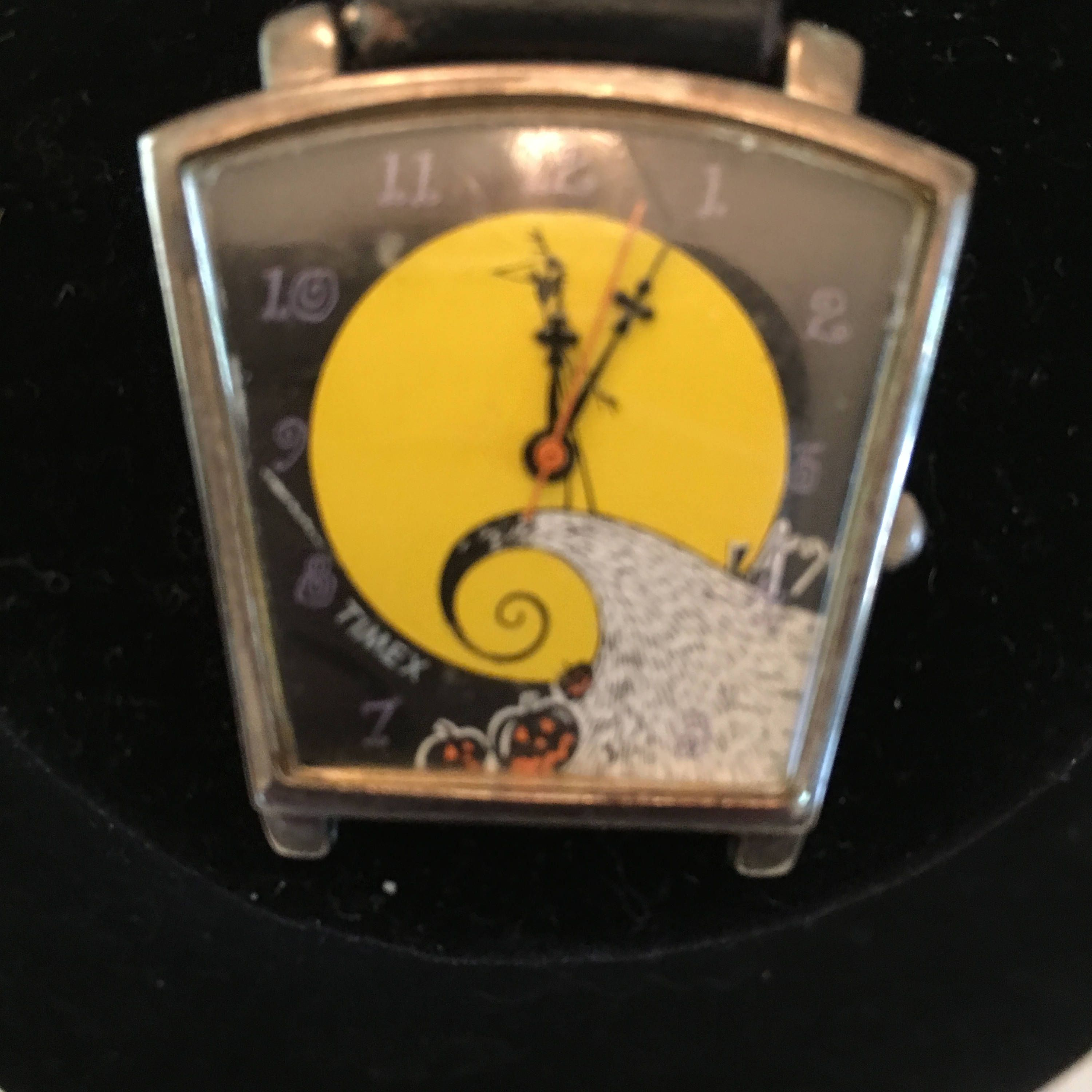 Touchstone Pictures Nightmare Before Christmas Watch by Timex ...