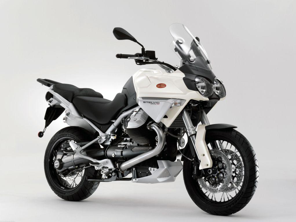 Moto Guzzi Stelvio 1200 4V '2007–10