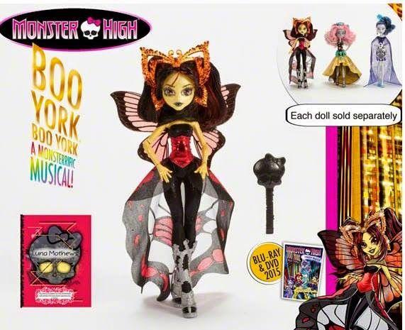 18 best Monster High Dolls images on Pinterest  Monster high