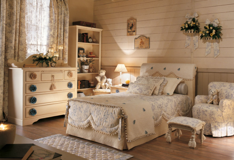 Kids Bedroom Halley Provence collection Home decor