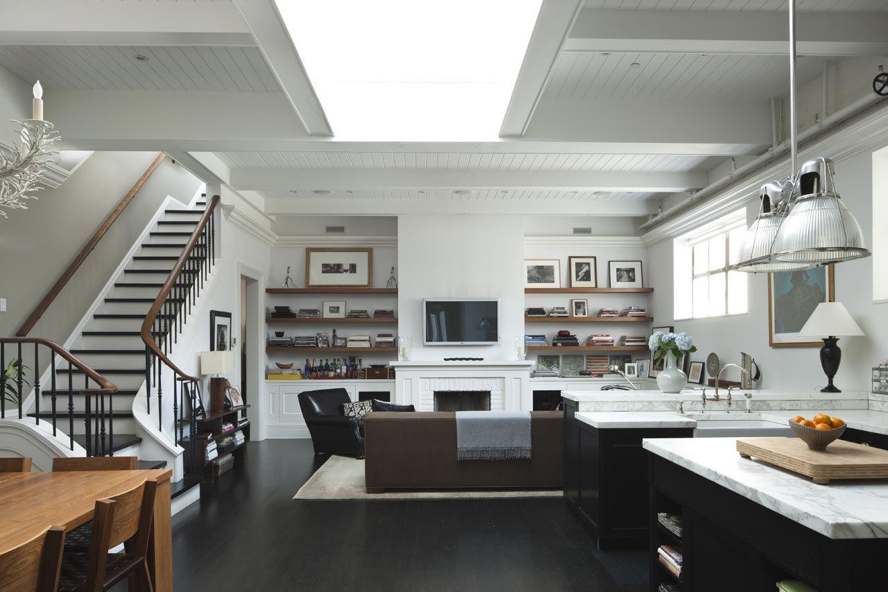 112 franklin street apt ph manhattan tribeca new york for Tribeca loft for sale