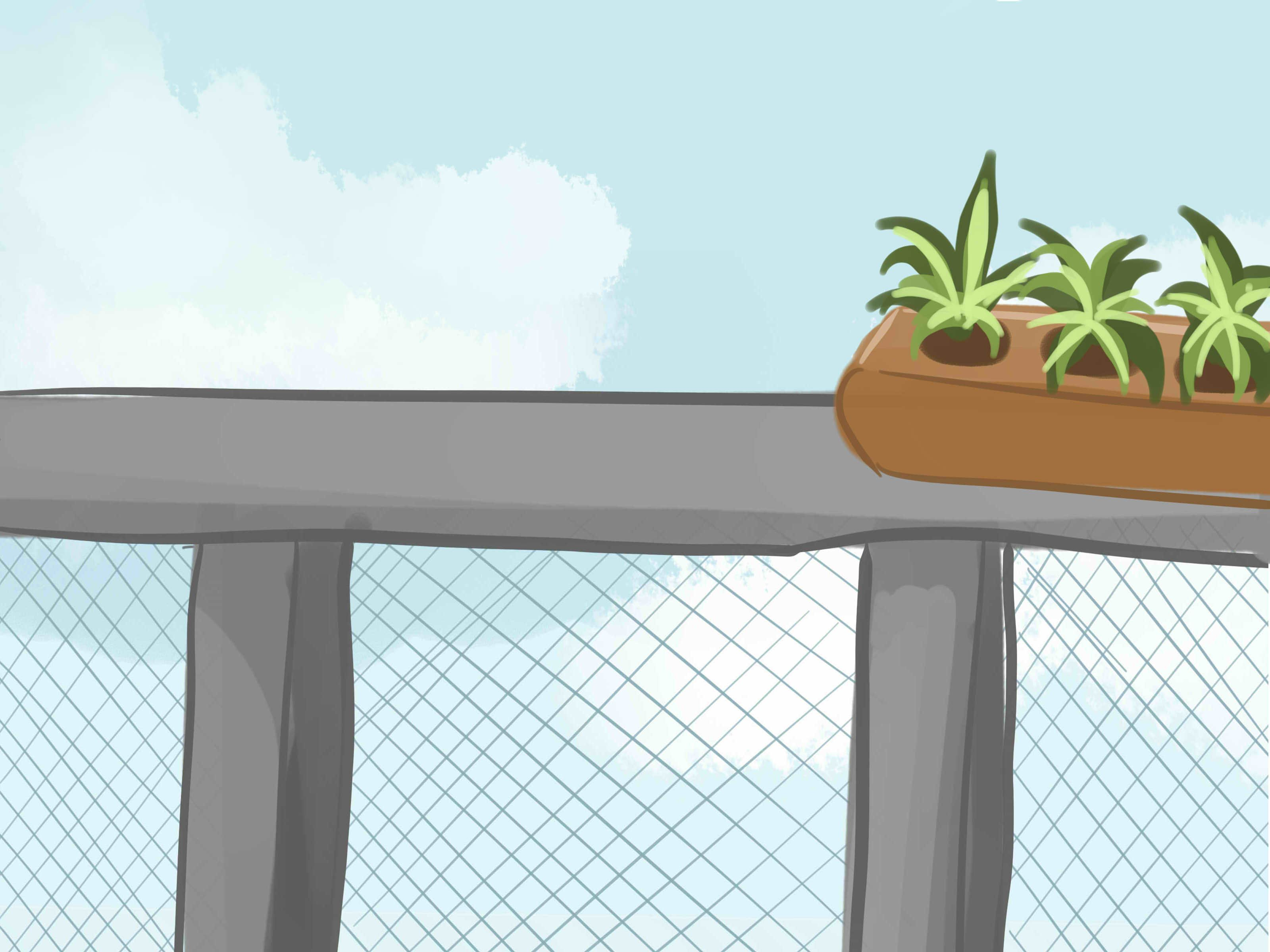 make a balcony safe for cats high windows balconies and insects