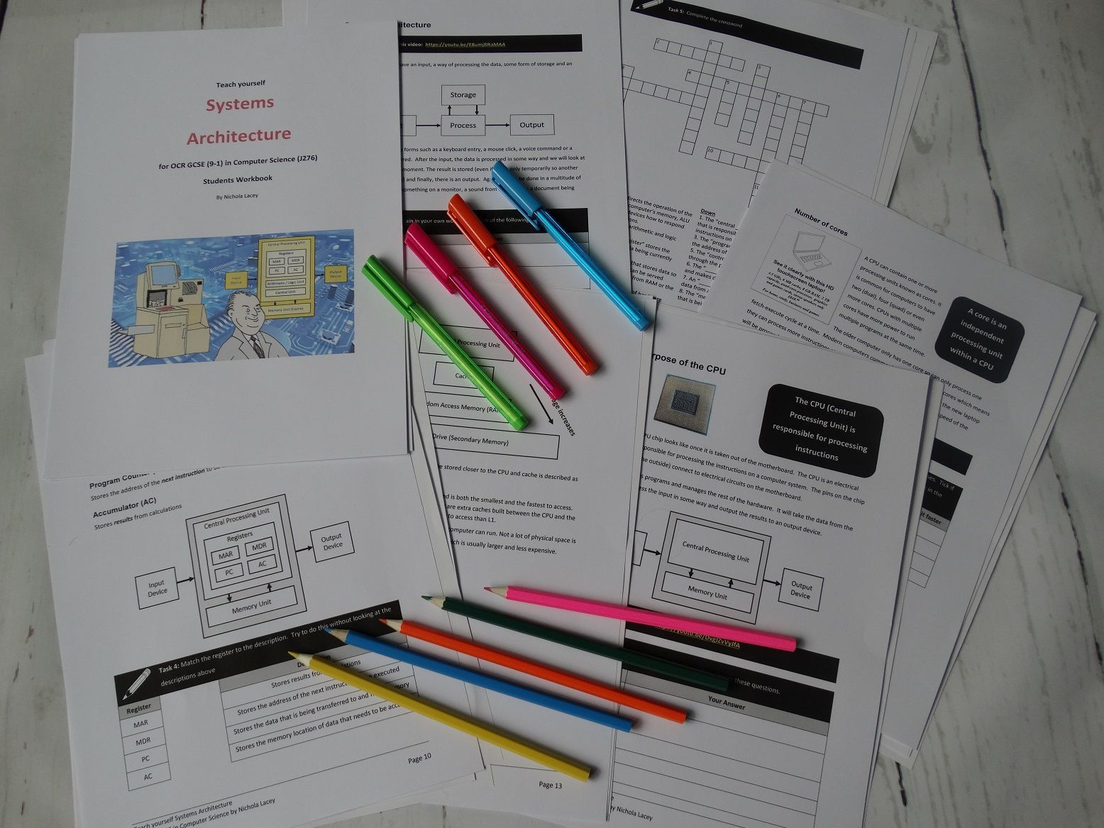 Systems Architecture Ocr Gcse 9 1