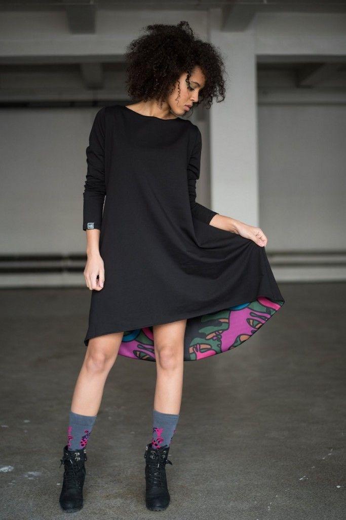 Kleid Underworld Serengeti | Kleider, Nachhaltige mode, Outfit