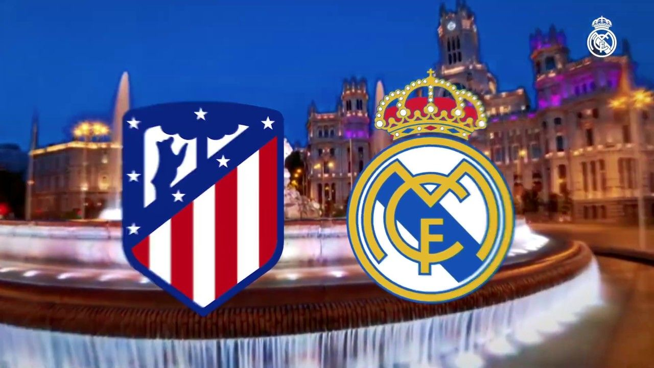 Atlético de Madrid vs Real Madrid 1 3 Real madrid