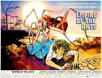 Empire of the Ants - 1977 - Movie Poster