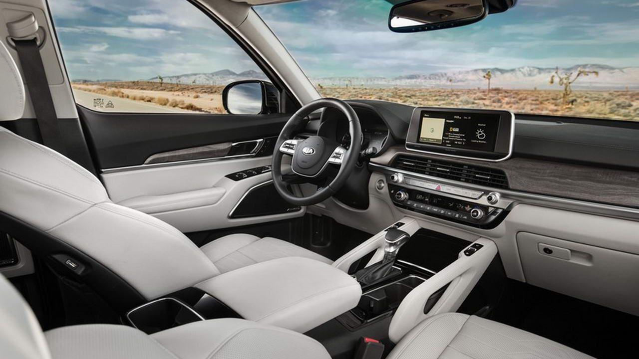 Kia Predstavila V Detrojte Flagmanskij Krossover Telluride Motorglobe Volvo Avtomobil Detrojt