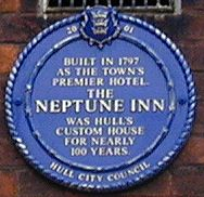Neptune Inn  The Neptune Hotel (1794-97) was designed by George Pycock as part of the Trinity House project upgrading its Whitefriargate pro...