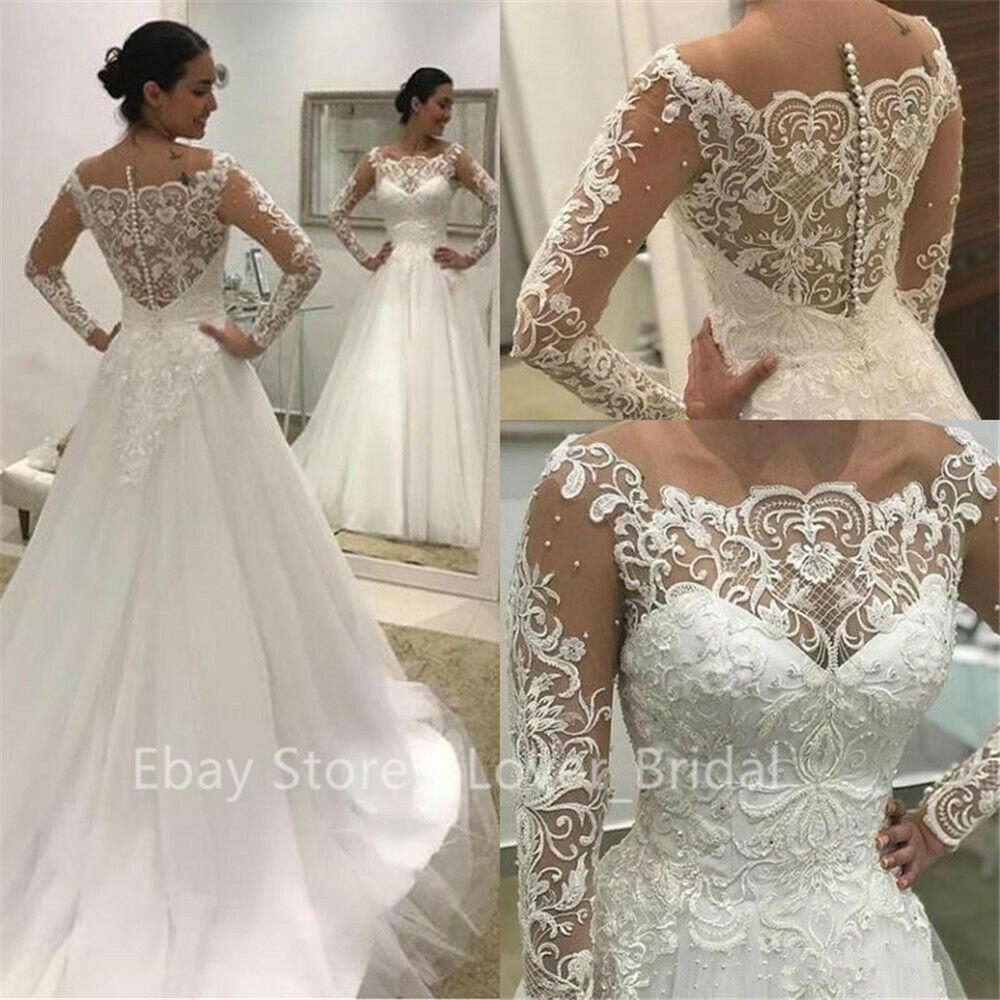 Wedding Dresses Plus Size Ebay | Saddha