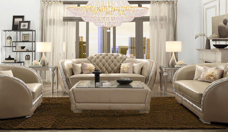 Homey Design 2 Pcs Sofa And Loveseat Set Hd1416  Loveseats Cool Homey Design Living Room Sets Inspiration Design