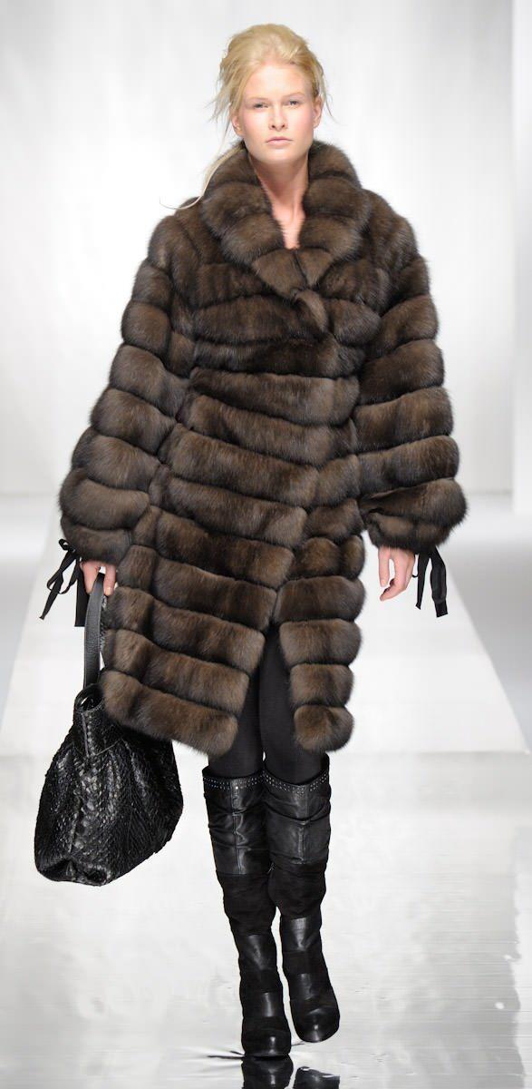 Fourrure Haute Couture Lookbook Carlo Ramello Collections