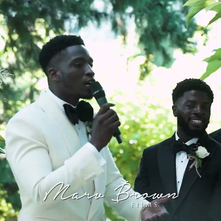 """What Song Do Brides Walk Down The Aisle To: Marv Brown #SWIL2 On Twitter: """"He Sang His Wife Down The"""