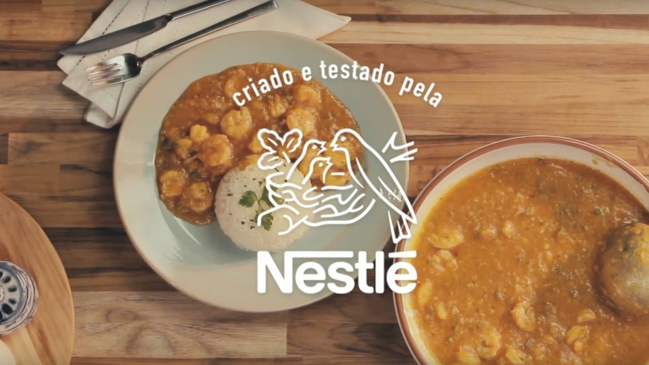 Bobo De Camarao Com Mandioca Receitas Nestle Com Imagens
