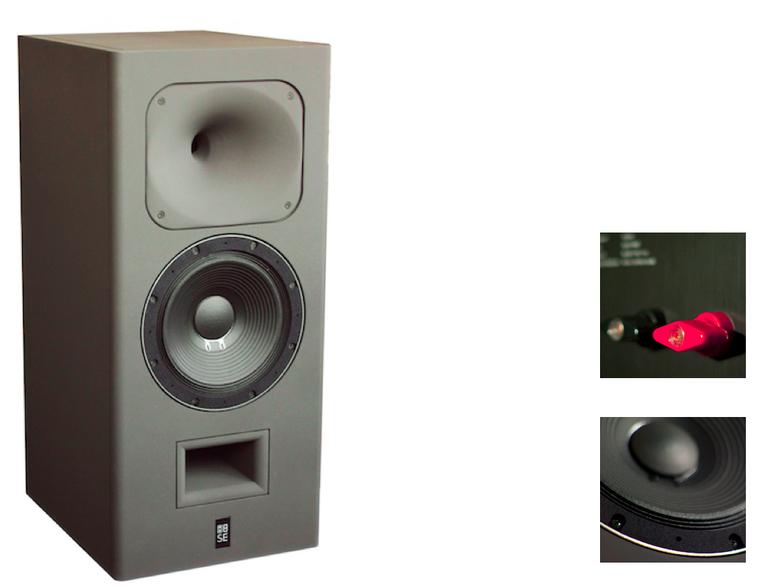 STRAUSS-ELEKTROAKUSTIK Master Studio Lautsprecher SE-MF-1