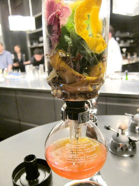 The Aviary Kitchen Table Experience Chicago AT LEAST FOR A DRINK