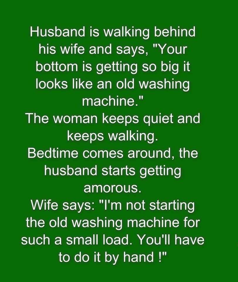 Men Be Careful What You Say...#husband #wife #women #girls