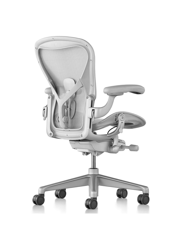Herman Miller Aeron Office Chair Mineral Aeron Chair Herman Industrialofficedeskchair 2020