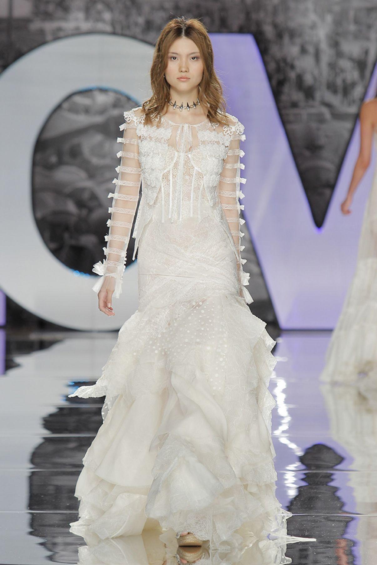 Orizaba boho wedding dresses romantic bride dresses high fashion