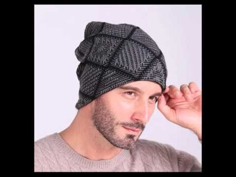 Boina caída hombre a crochet   tutorial - YouTube  2e75bc9839f