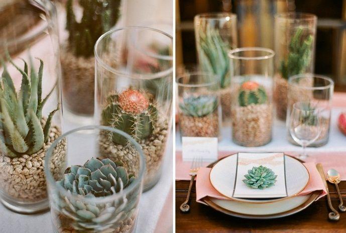 Durante il mio tempo libero. Creazioni con cactus da weddingomania.com http://castellanacreazioni.blogspot.it/2015/01/creazioni-con-cactus.html