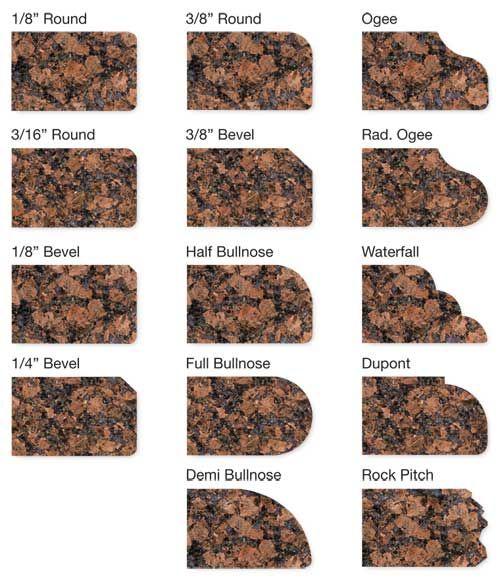 Granite Edges Google Search Granite Edges Granite Countertop