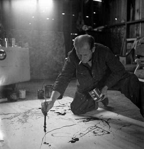 Jason Pollock, Long Island, 1949