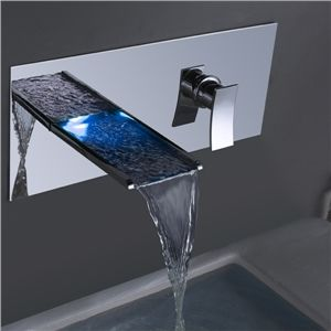led wasserhahn tap waschtischmischer toller wasserhahn. Black Bedroom Furniture Sets. Home Design Ideas