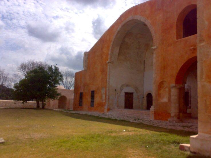 San Miguel Arcangel, Maní, Yucatán.