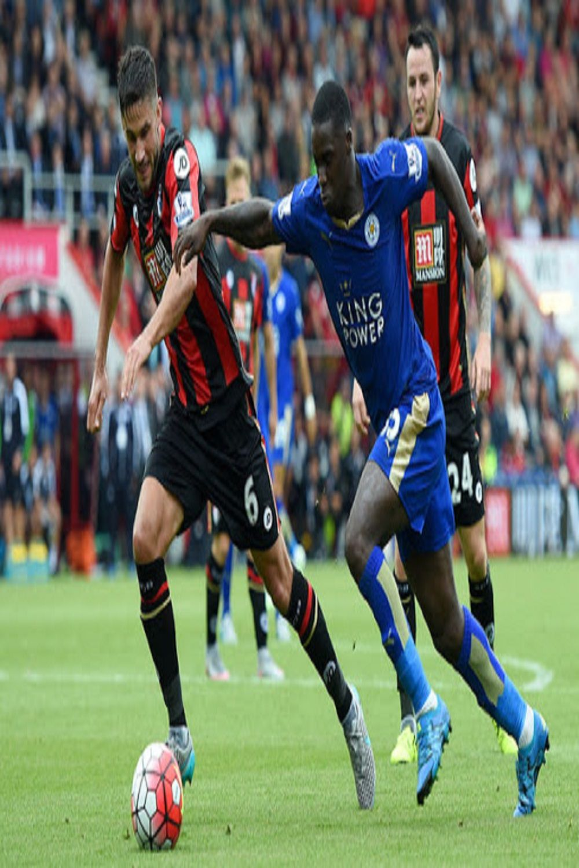 AFC Bournemouth vs Leicester City live Stream Football di 2020