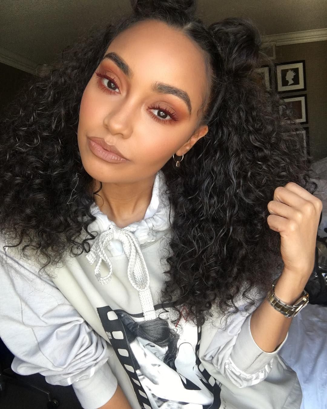 Leighanne pinnock is just so pretty and cute aesthetic