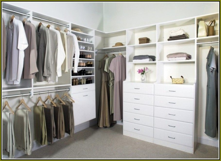 Walk In Closet Organizers System Closet Storage Systems Closet Designs Small Apartment Closet