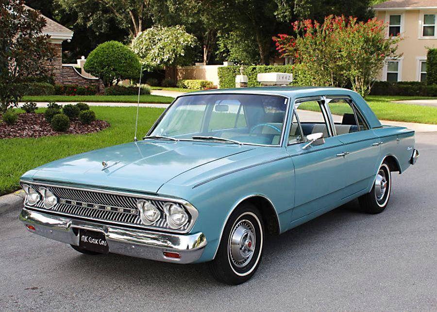 1963 Rambler Classic 550 Sedan Mopar Muscle Cars Chevy Pickup Trucks Classic Cars
