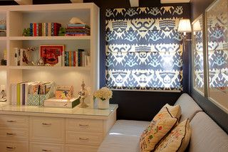 Details Two And Multiple   Mediterranean   Home Office   Los Angeles   By  Sara Ingrassia