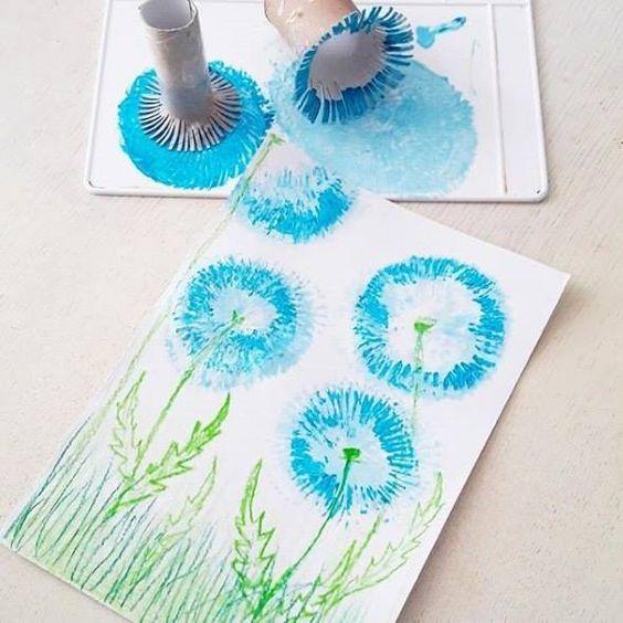 Kreatív és szórakoztató vizuális ötletek óvodás gyerekeknek 5. rész: A nyomda