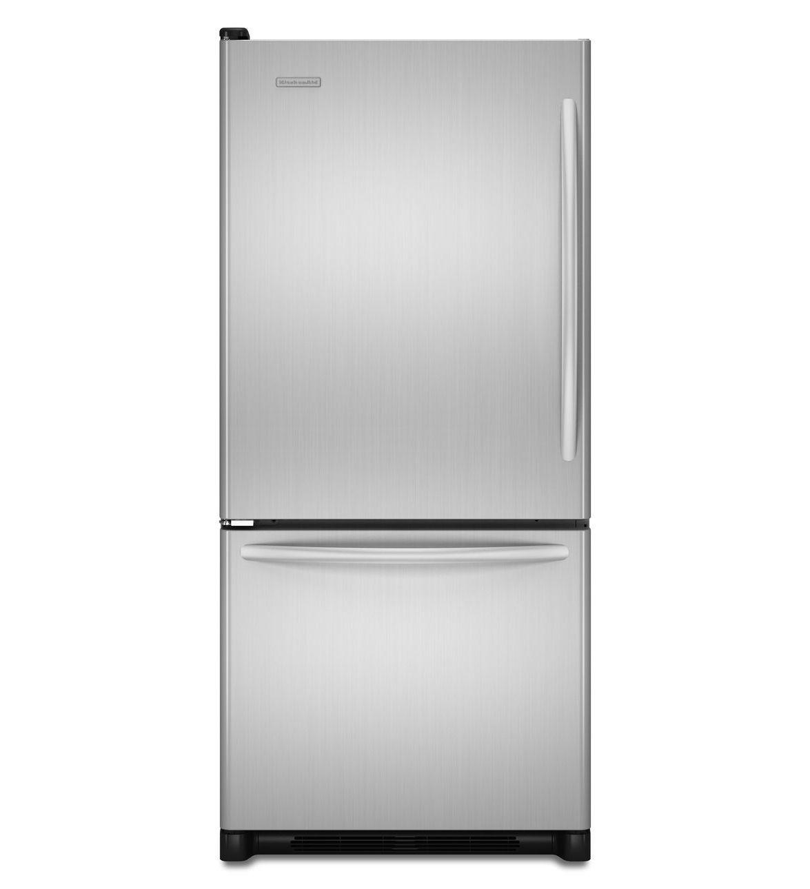 19 cu ft standarddepth bottomfreezer refrigerator