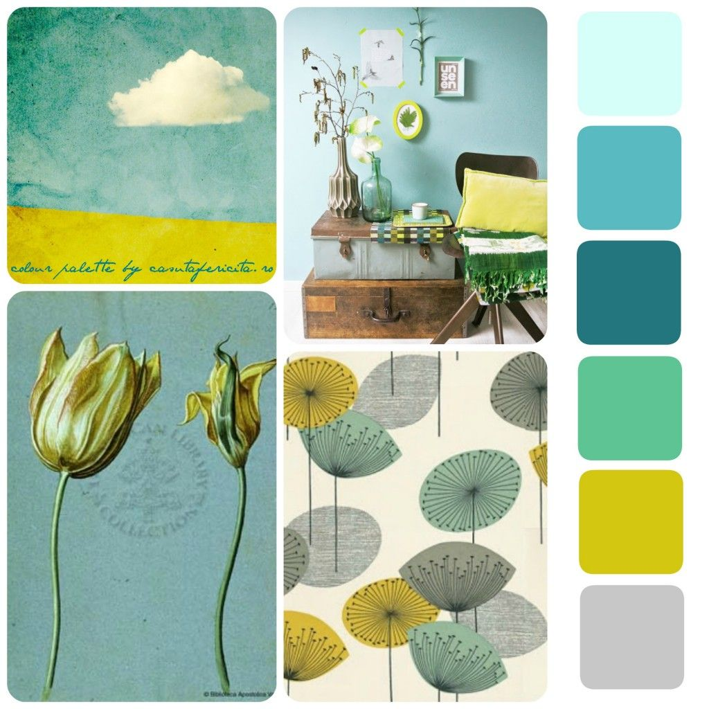 Bedroom Paint Ideas Teal Yellow And Black Bedroom Decorating Ideas Bedroom Ideas Shabby Chic Bedroom Furniture Kabat: Colour Palette For Inspiration