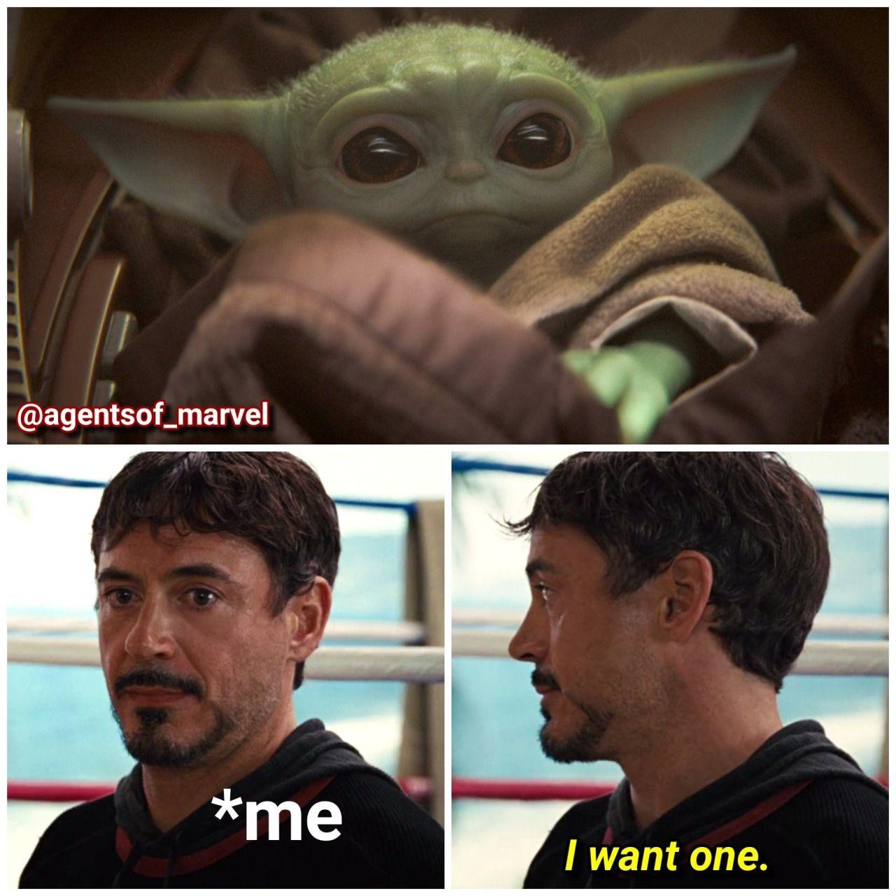 Reino De Marvel Quiero Uno Vengadores Memes Imagenes Efectivas Que Le Proporcionamos Sobre Healthy Recipes Una Im Star Wars Jokes Yoda Meme Star Wars Memes