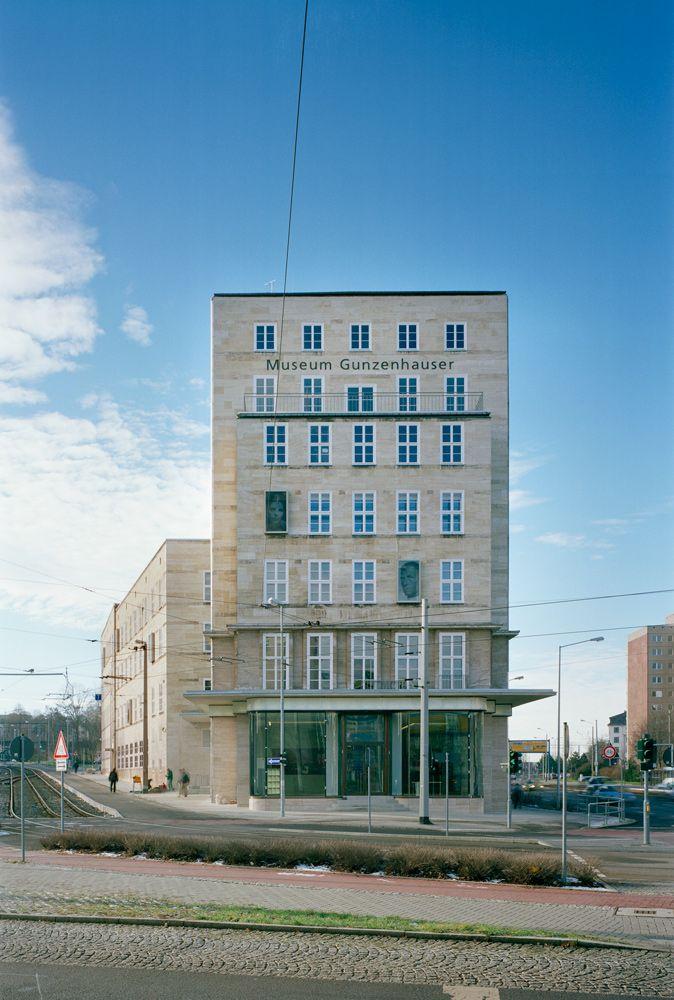 Architekt Chemnitz staab architekten museum gunzenhauser chemnitz germany