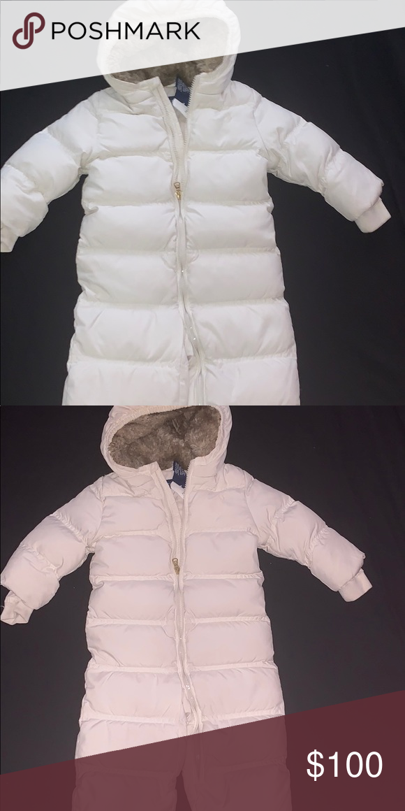 e3ee675858e1 Ralph Lauren Baby Snowsuit All In One size 18M