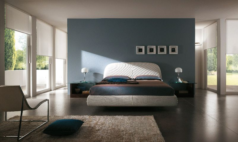pareti colorate abbinamenti camere da letto - Cerca con Google  Idee per la ...