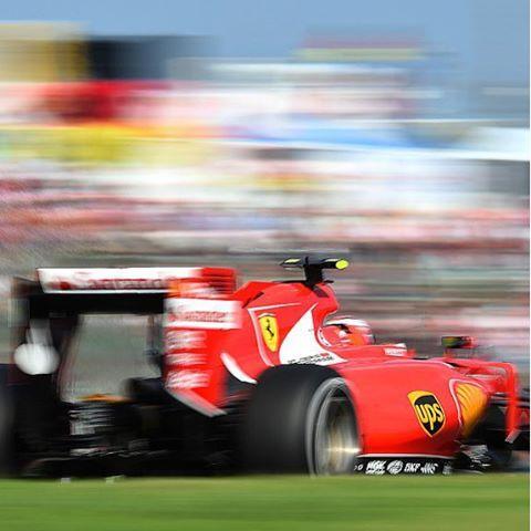 """Try catch him if you can (Kimi Räikkönen during the race) #Kimi7 #JapaneseGP #redseason #F1 #scuderia #scuderiaferrari #FormulaOne #Formula1 #KimiRäikkönen #KimiRäikkönen7 #KimiRaikkonen #Kimi #ForzaFerrari #Ferrari #FerrariF1 #Suzuka #Japan"" Photo taken by @fansofkimiraikkonen on Instagram, pinned via the InstaPin iOS App! http://www.instapinapp.com (09/28/2015)"