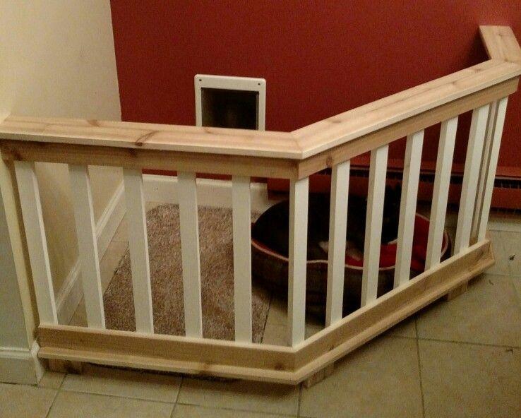 Indoor Dog Fence Diy 48 Dog House Diy Building A Dog Kennel