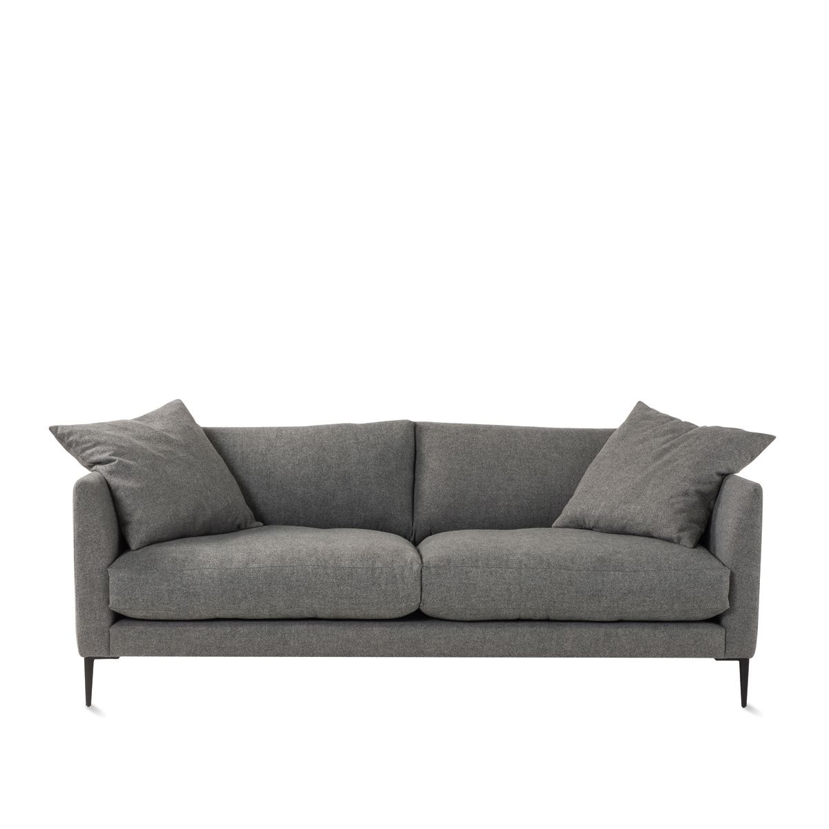 città 3 seater eve sofa in marl pumice $5690 | family room off