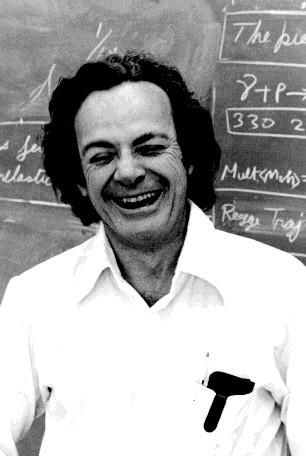 Os 10 Cientistas Mais Malucos Do Mundo Richard Feynman