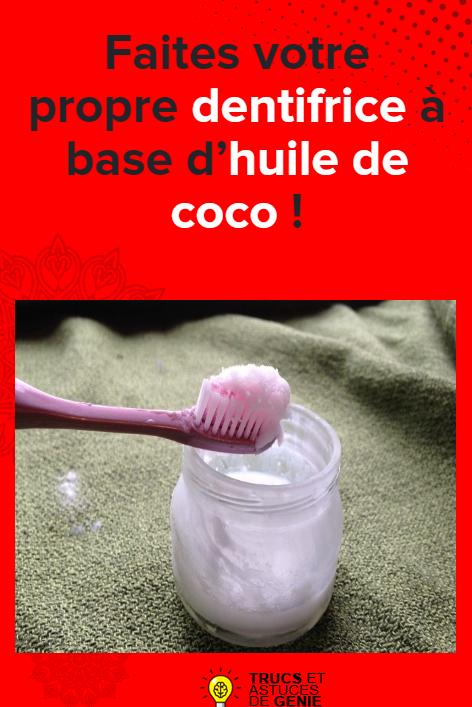 NaturalTerm   Dentifrice, Dents huile de coco, Santé bucco