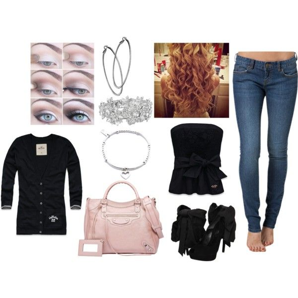 Cute Date by livetosing98 on Polyvore