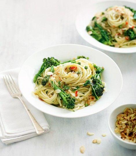 BroccoliChilli&LemonSpaghetti