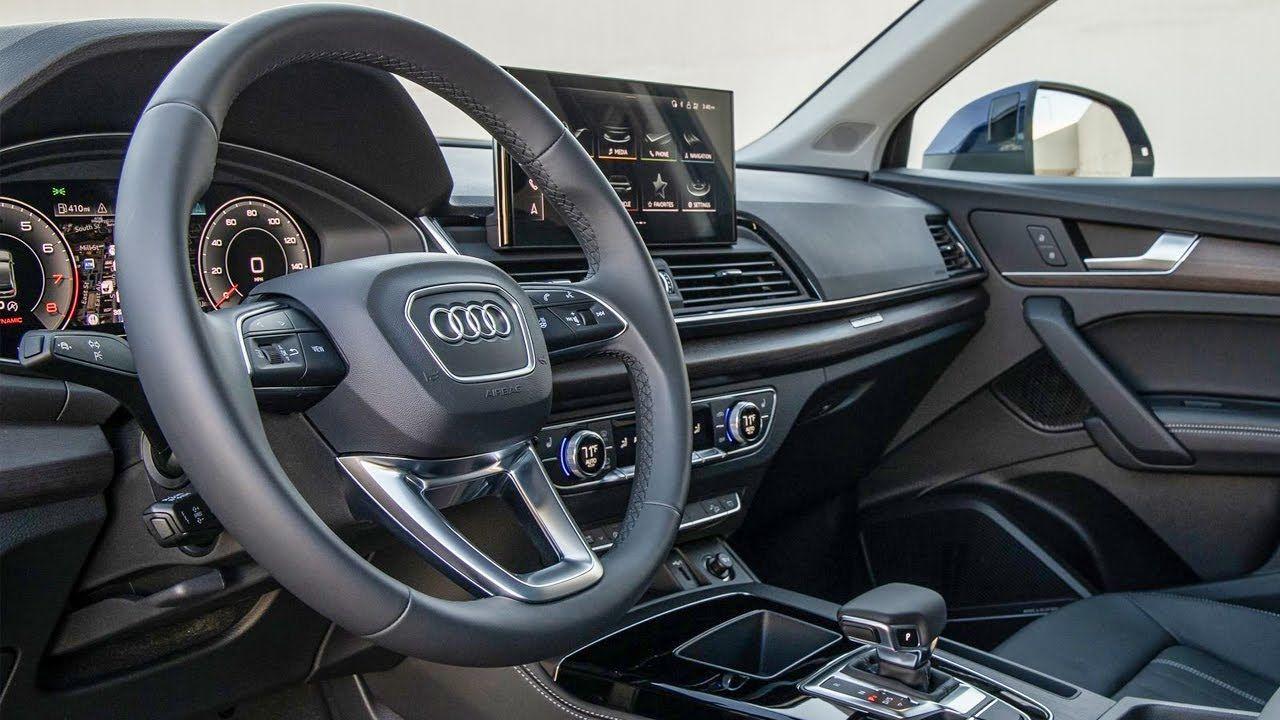 2021 Audi Q5 Interior Us Spec Audi Q5 Audi Interior Audi Q